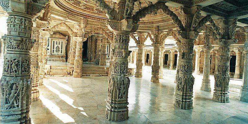 Dilwara-Jain-Temple-Architecture