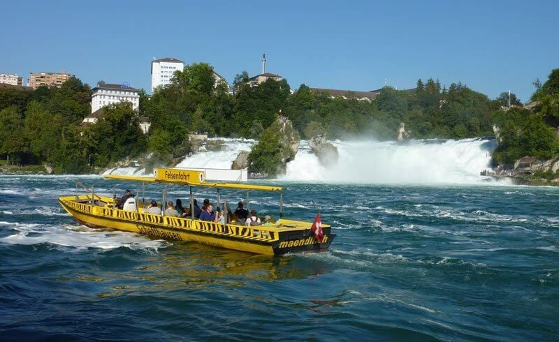 Rhine-Falls-Neuhausen-Switzerland