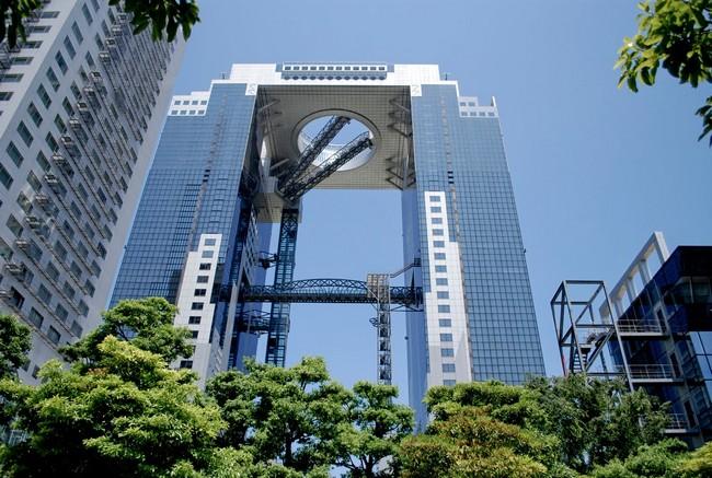 Umeda Sky Building Osaka 5
