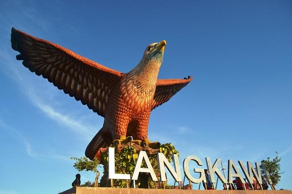 Kedah Langkawi Eagle Square 1