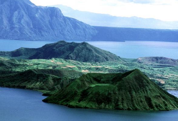 Pagsanjan Falls Taal Volcano Trek Tagaytay 2