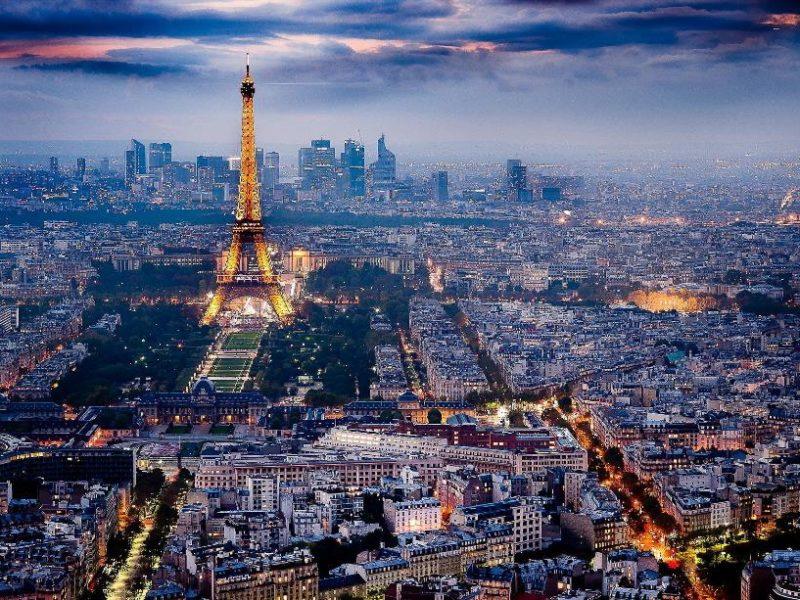 Paris France Photograph