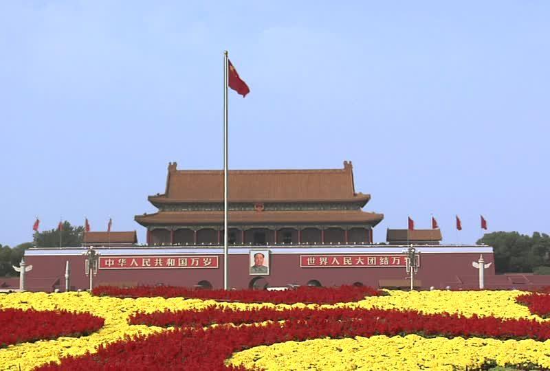 Tiananmen Square Forbidden City
