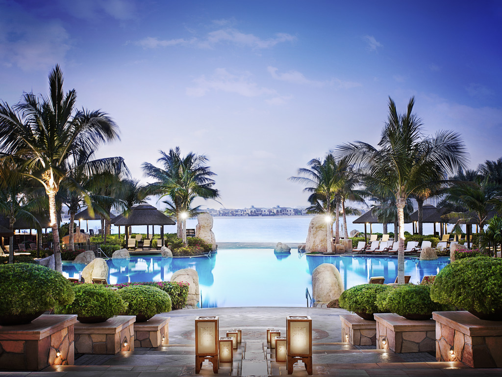 Sofitel Dubaï The Palm Resort And Spa