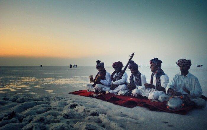 Folk Artist Rann Utsav