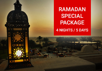 Ramadan Special Package 4n 5d