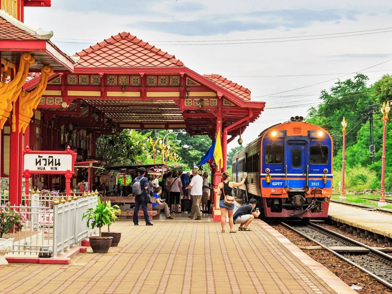 Getting To Hua Hin