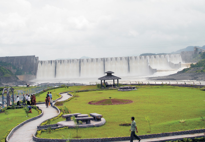 Narmada Dam Sardarsarovarr