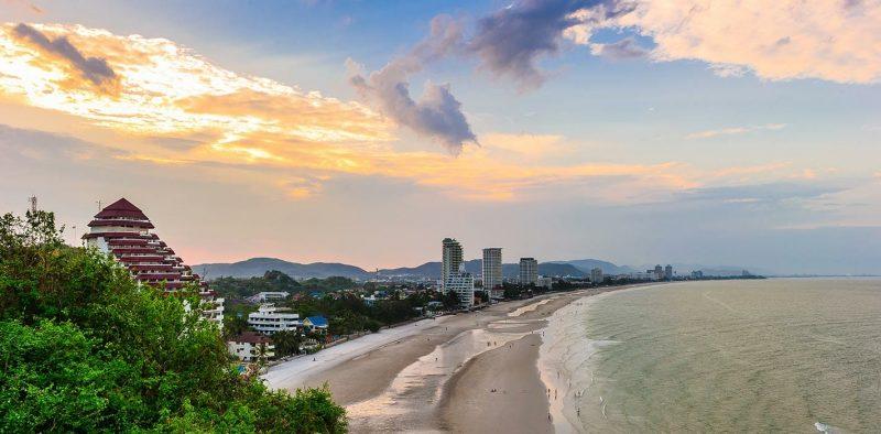 Bangkok To Hua Hin