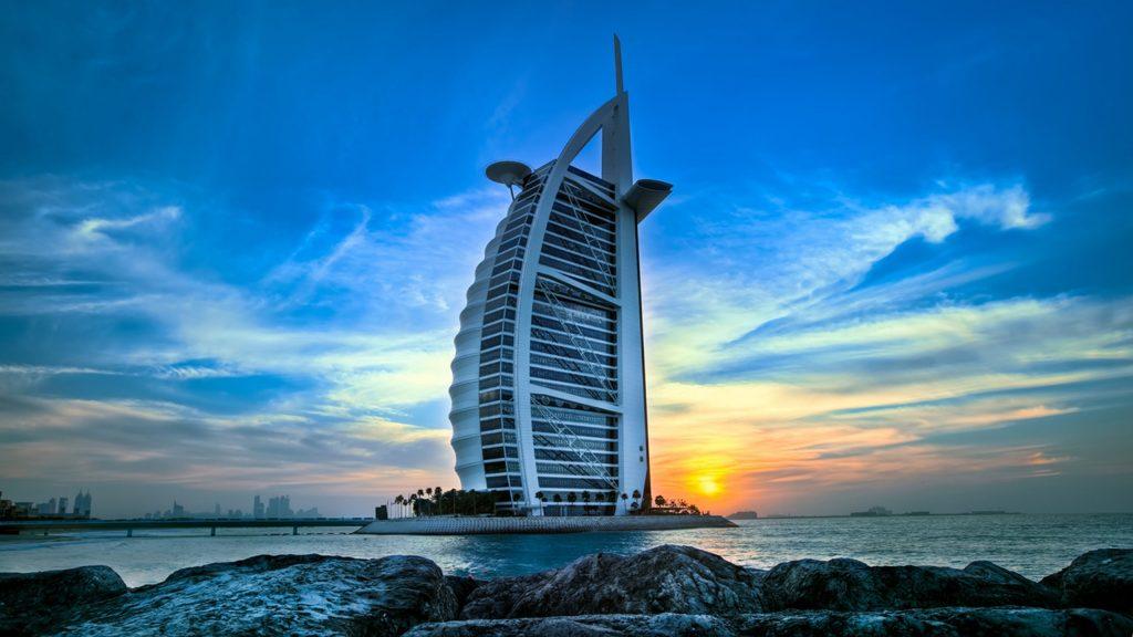 Dubai City Tour Burj Al Arab