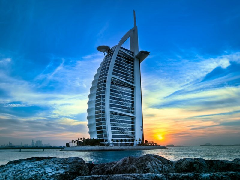 Dubai City Tour Burj Al Arab