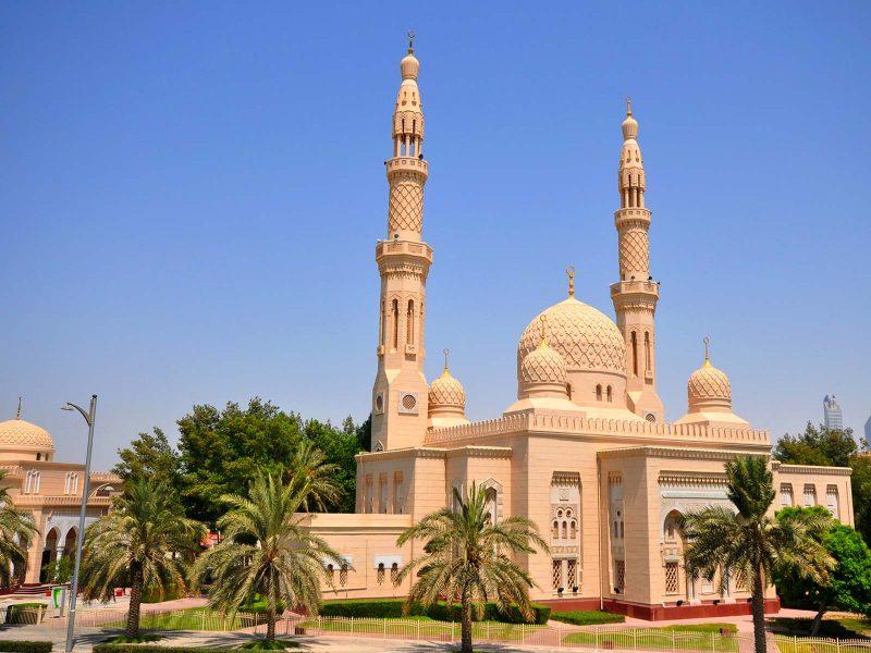 Explore Mosques