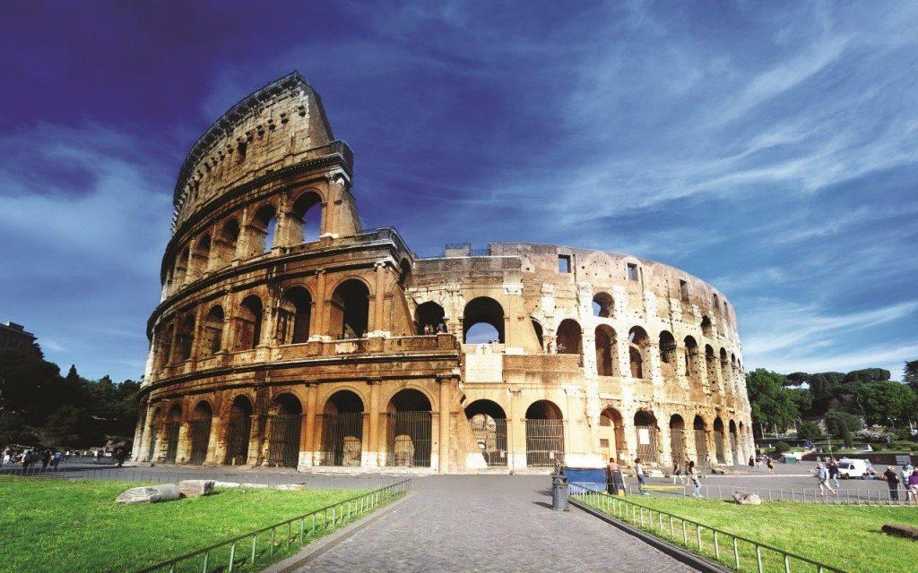 Day 1 Colosseum, Rome