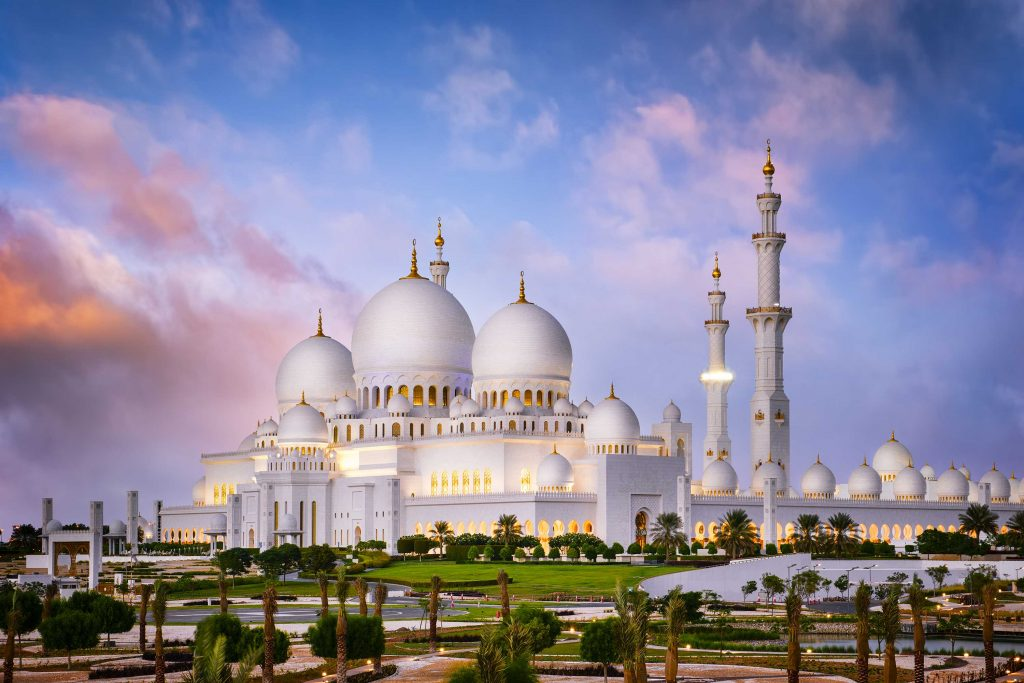 181122125456 Sheikh Zayed Grand Mosque Stock