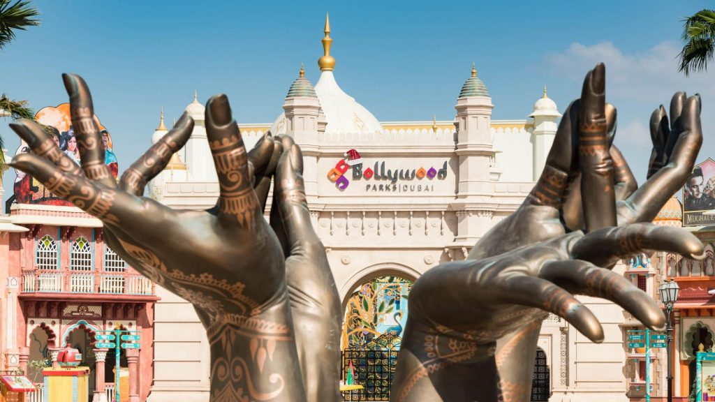 Bollywood Parks Dubai Gate E1487209822273