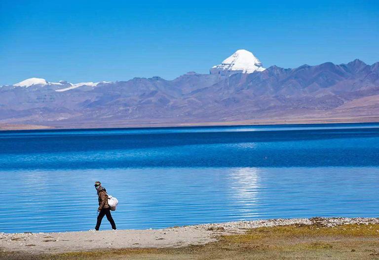 Lake Manasarovar Kora 320