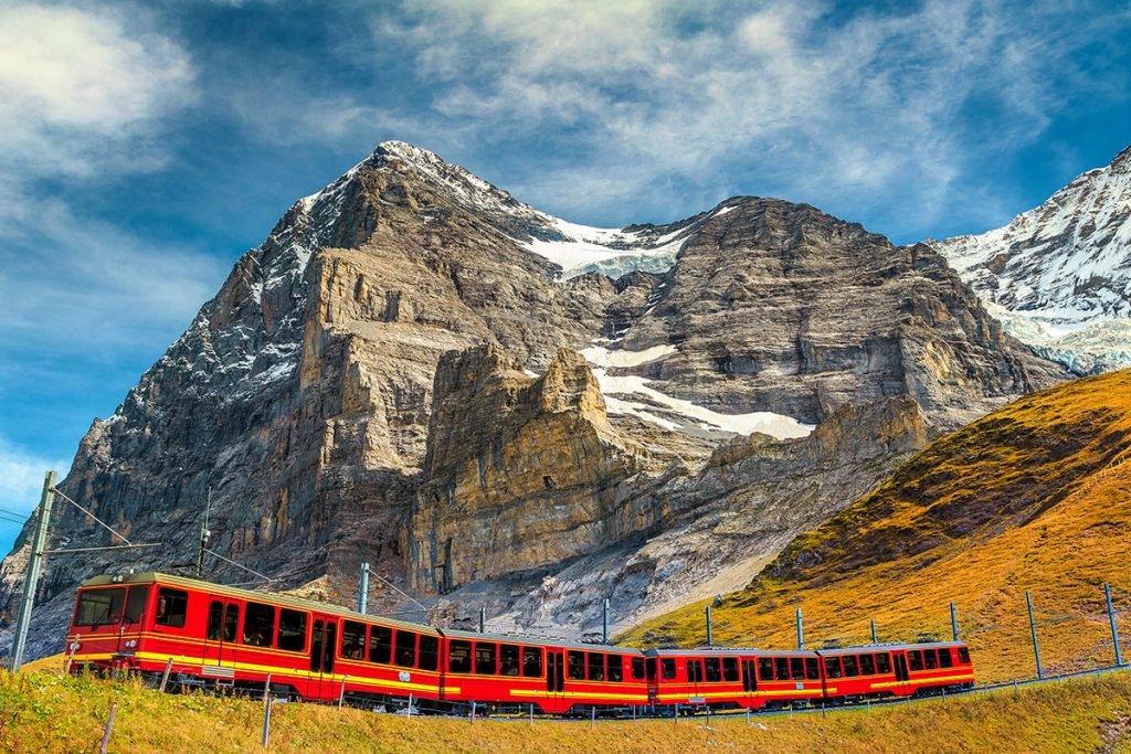 Grand Train Switzerland 5