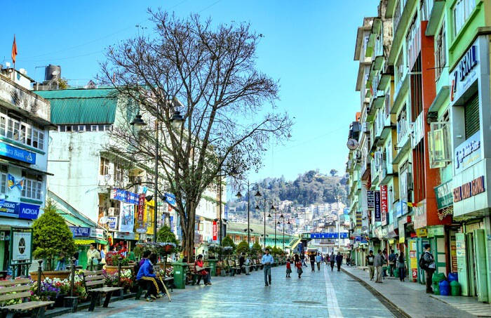 Homestays In Gangtok Cover