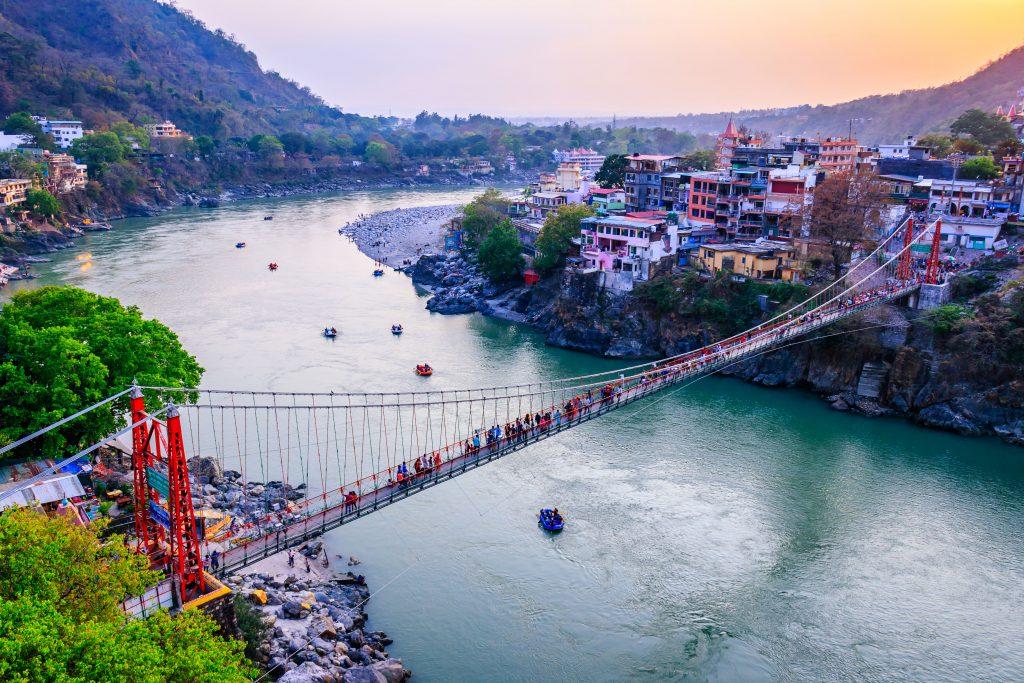 Laxman Jhula Ram Jhula 1