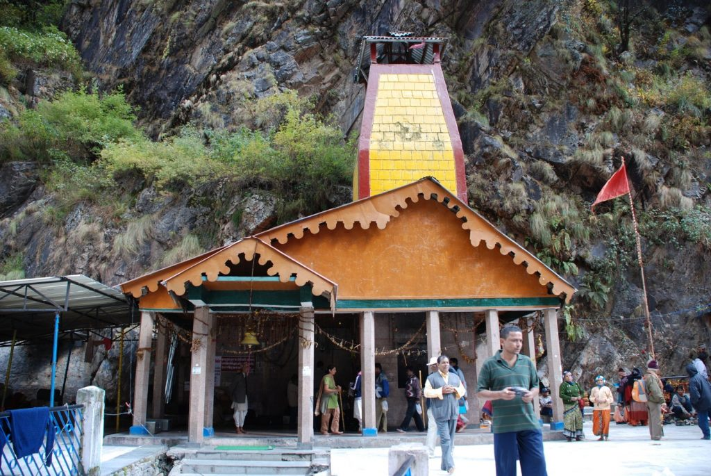 Yamunotri Temple Images