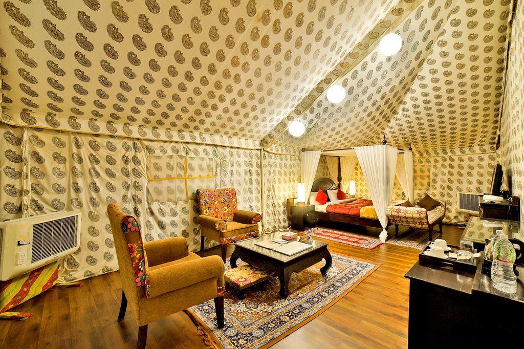 Darbari Tent Inside View