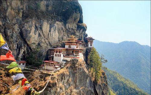 Gangtok Bhutan 8 Nights 500x500