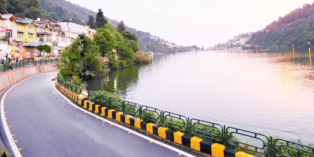 The Mall Road Nainital Indian Tourism Entry Fee Timings Holidays Reviews Header