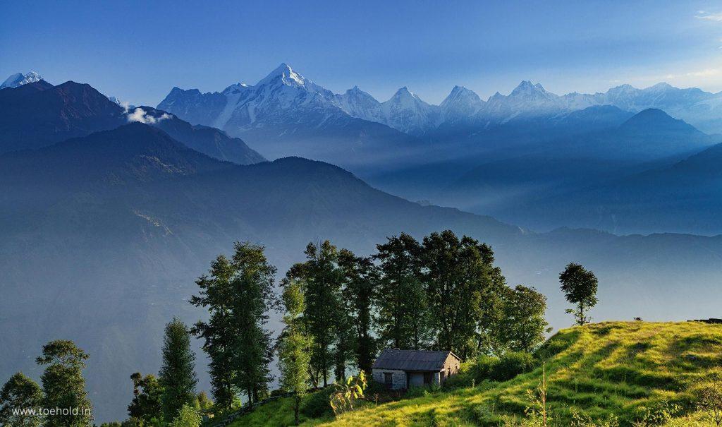 Uttarakhand Vacation Slider